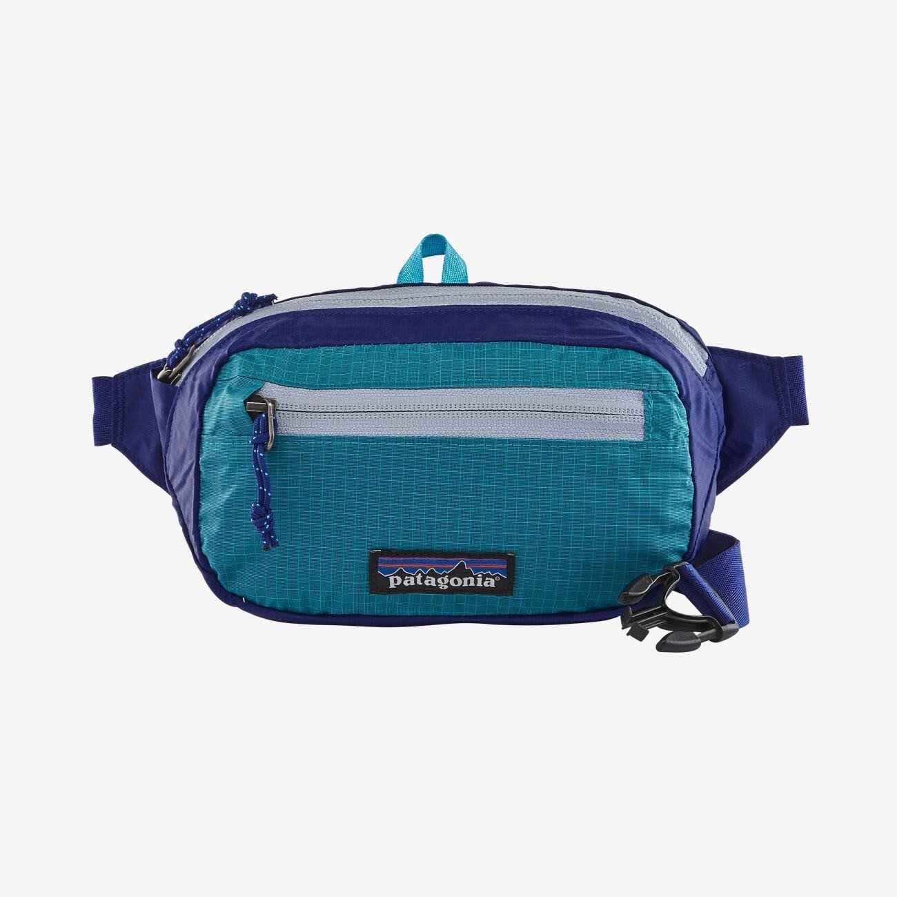 Patagonia Ultralight Black Hole® Mini Hip Pack 1L 'Cobalt Blue'