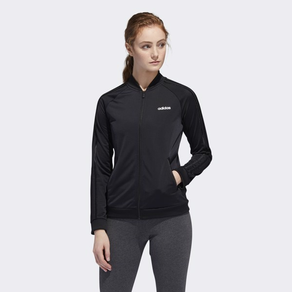 adidas Dazzle Track Top Jacket - Black