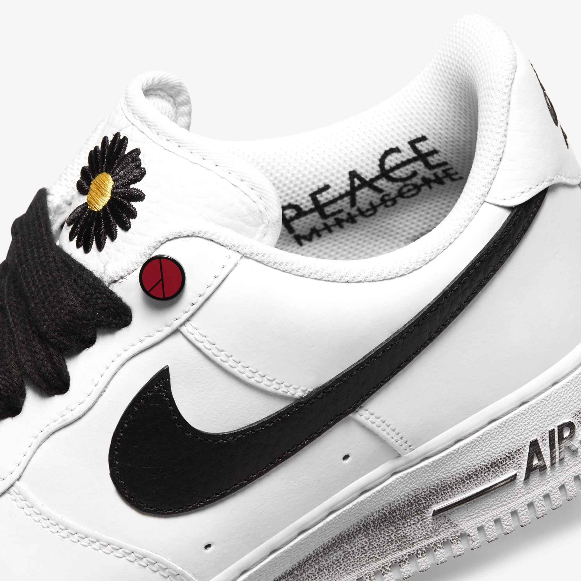 G-Dragon x Nike Air Force 1 'Para-Noise'