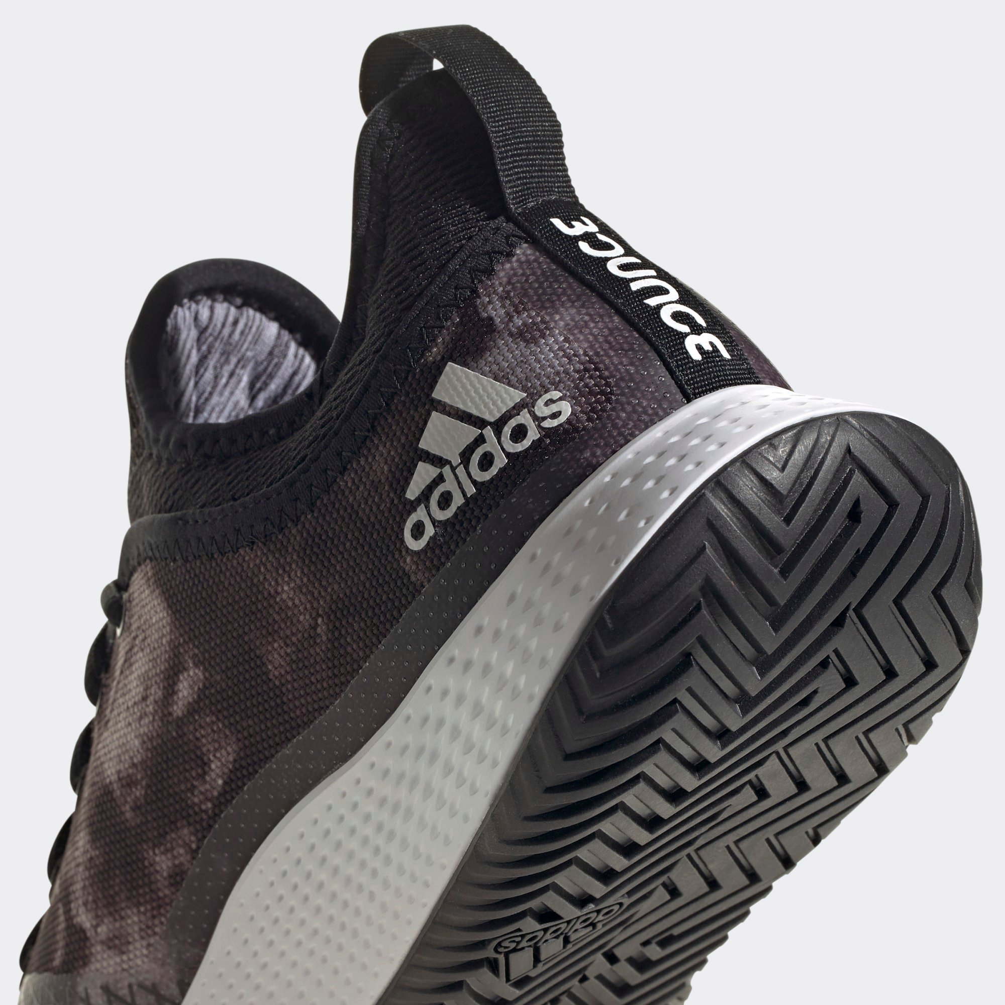adidas Defiant Generation Multicourt Tennis - Core Black