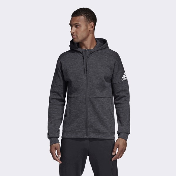 adidas ID Stadium Jacket - Grey Six