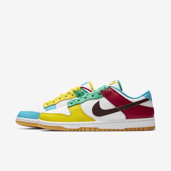 Nike Dunk Low - Free.99 White