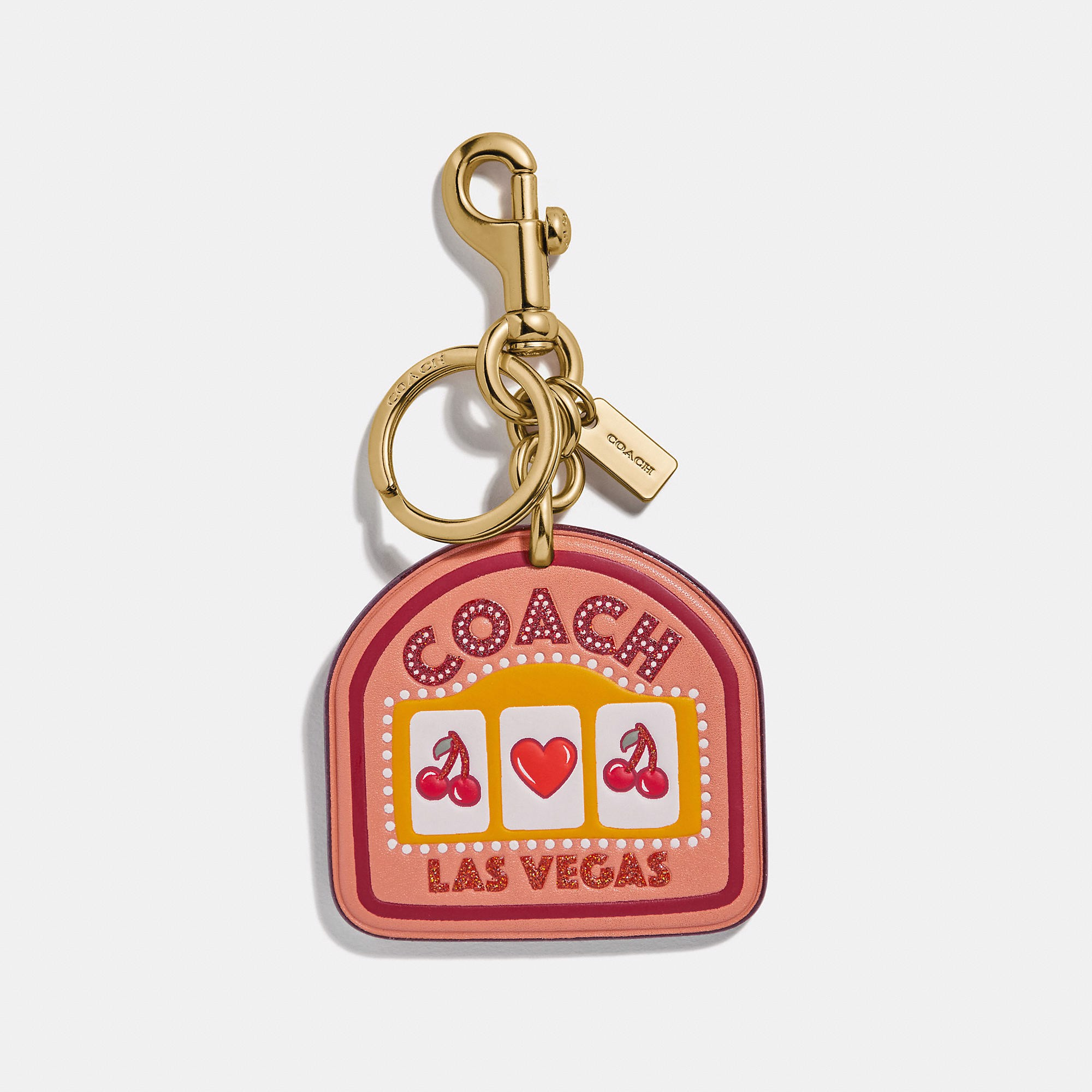 Coach Las Vegas Bag Charm