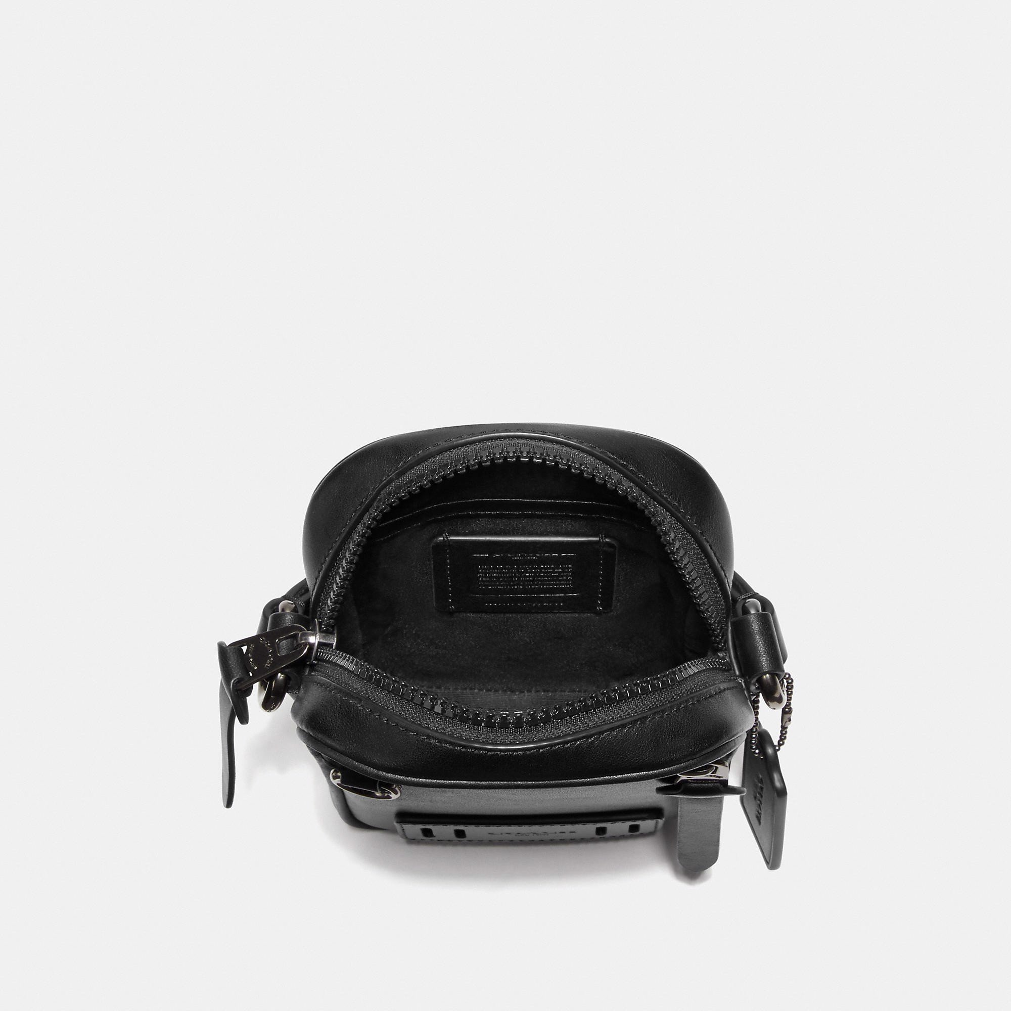 Coach Terrain Crossbody 'Black'