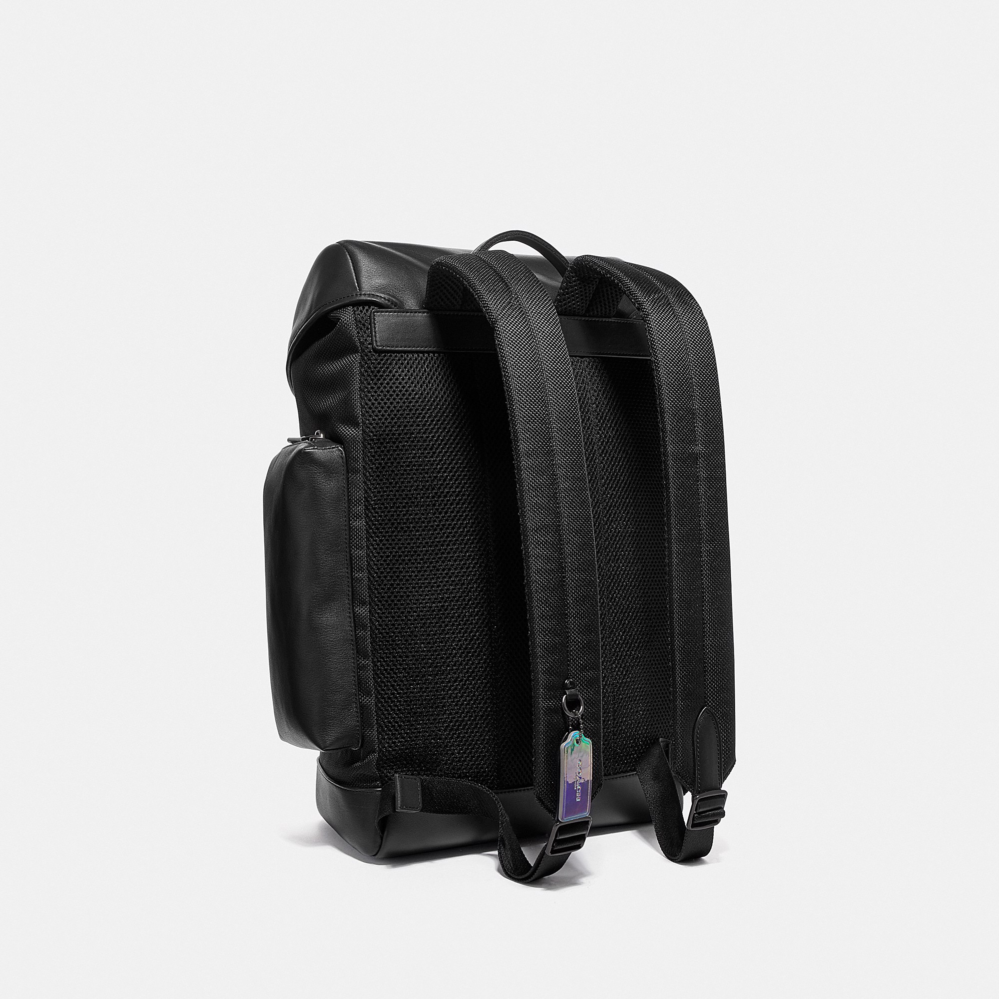 Coach Ranger Backpack 'Black/Prism'