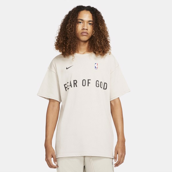Nike x Fear of God T-Shirt - Oatmeal