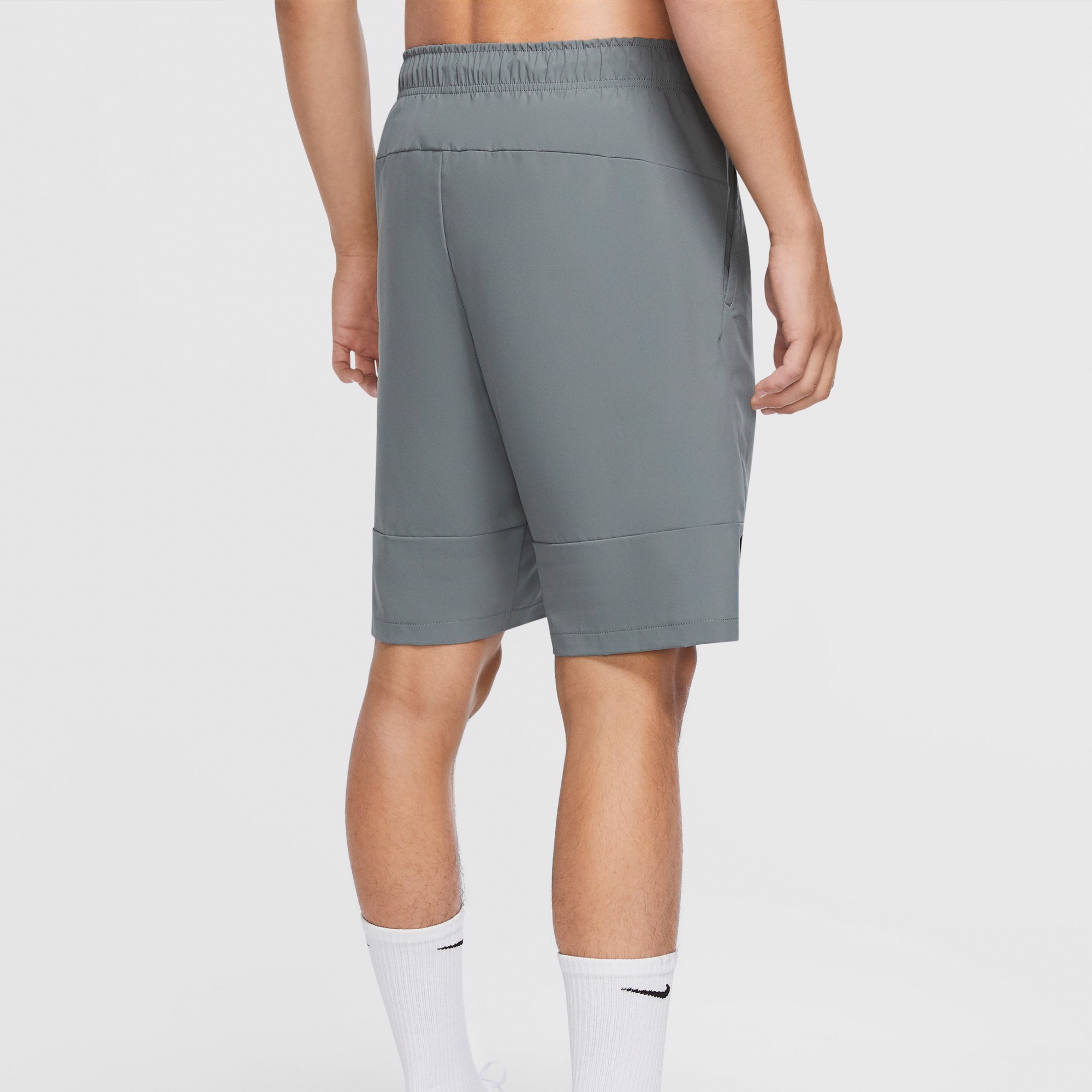 Nike Flex Woven Training Shorts - Smoke Grey