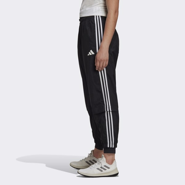 adidas Comfortable Woven Track Suit Pants - Black