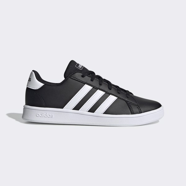 adidas Grand Court 'Black/White'