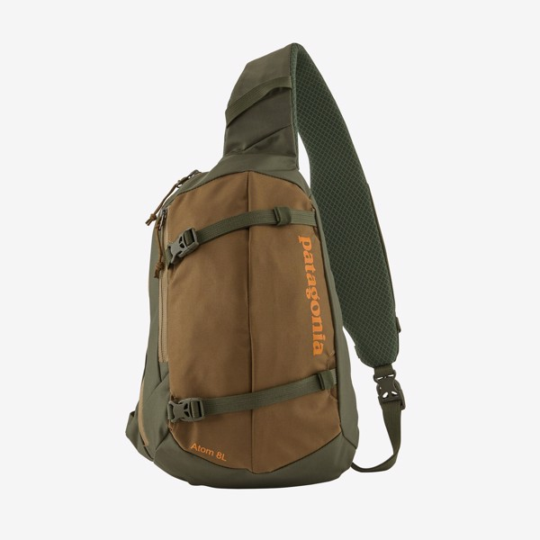 Patagonia Atom Sling 8L 'Fatigue Green'