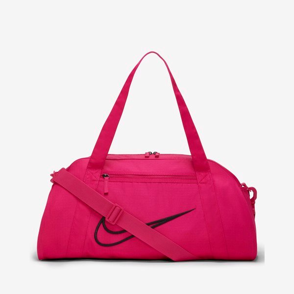 Nike Gym Club Training Duffel Bag - Fireberry