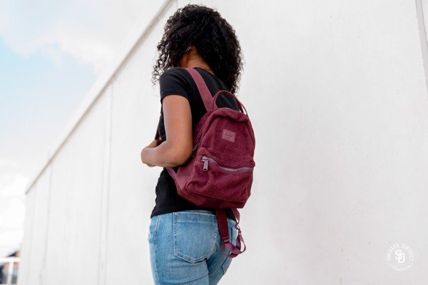 Nova Backpack Mini 'Red'