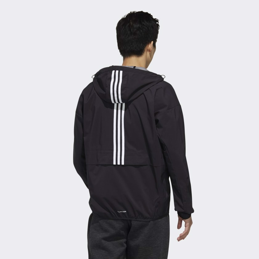 adidas SG ID Travel Jacket 'Black'