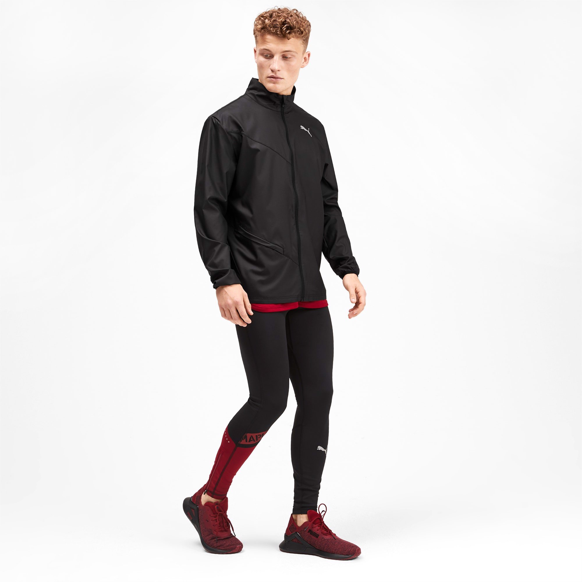 Puma Ignite Woven Running Track Jacket