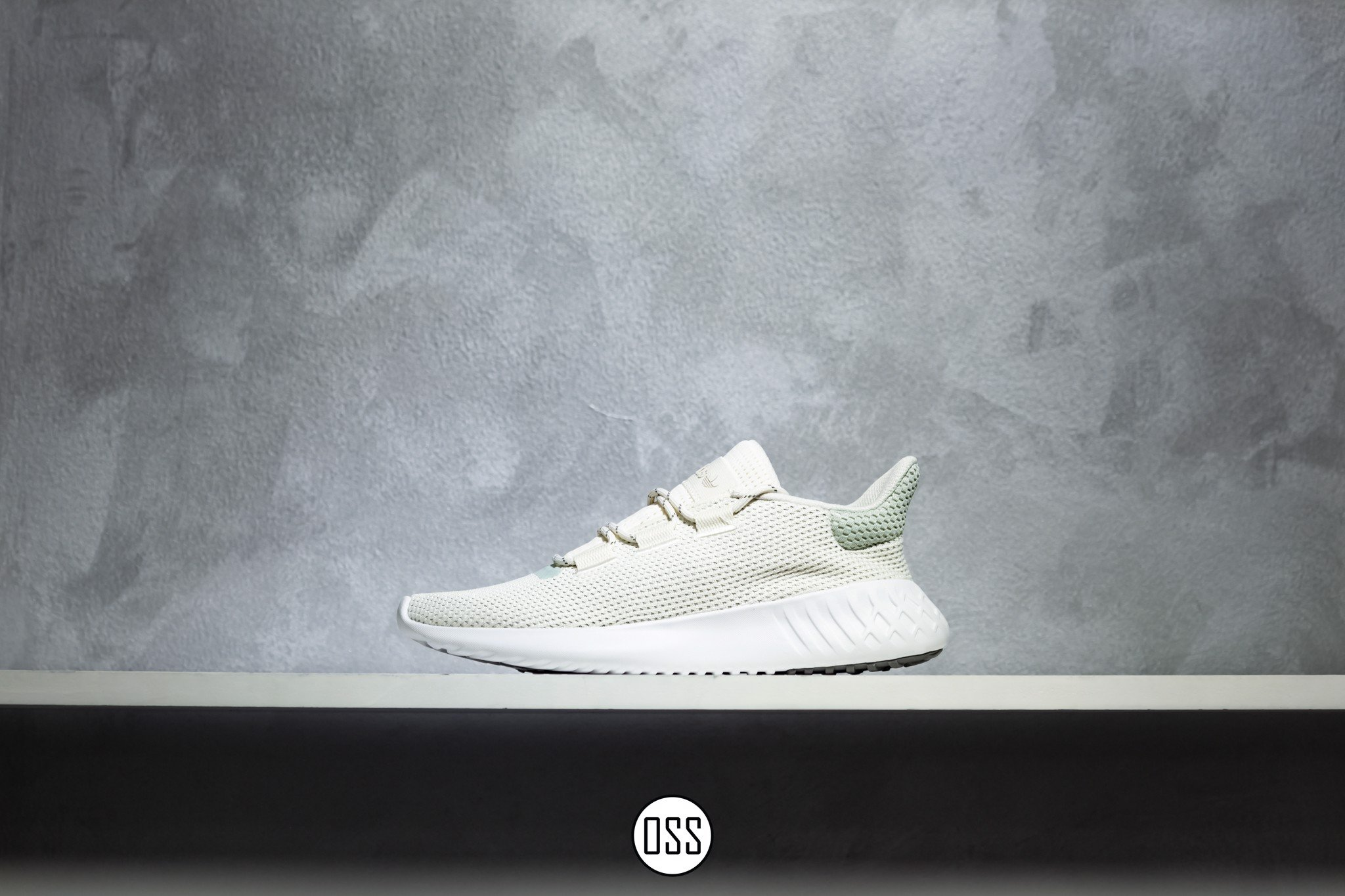 adidas Tubular Dusk 'Chalk White/Ash Green'