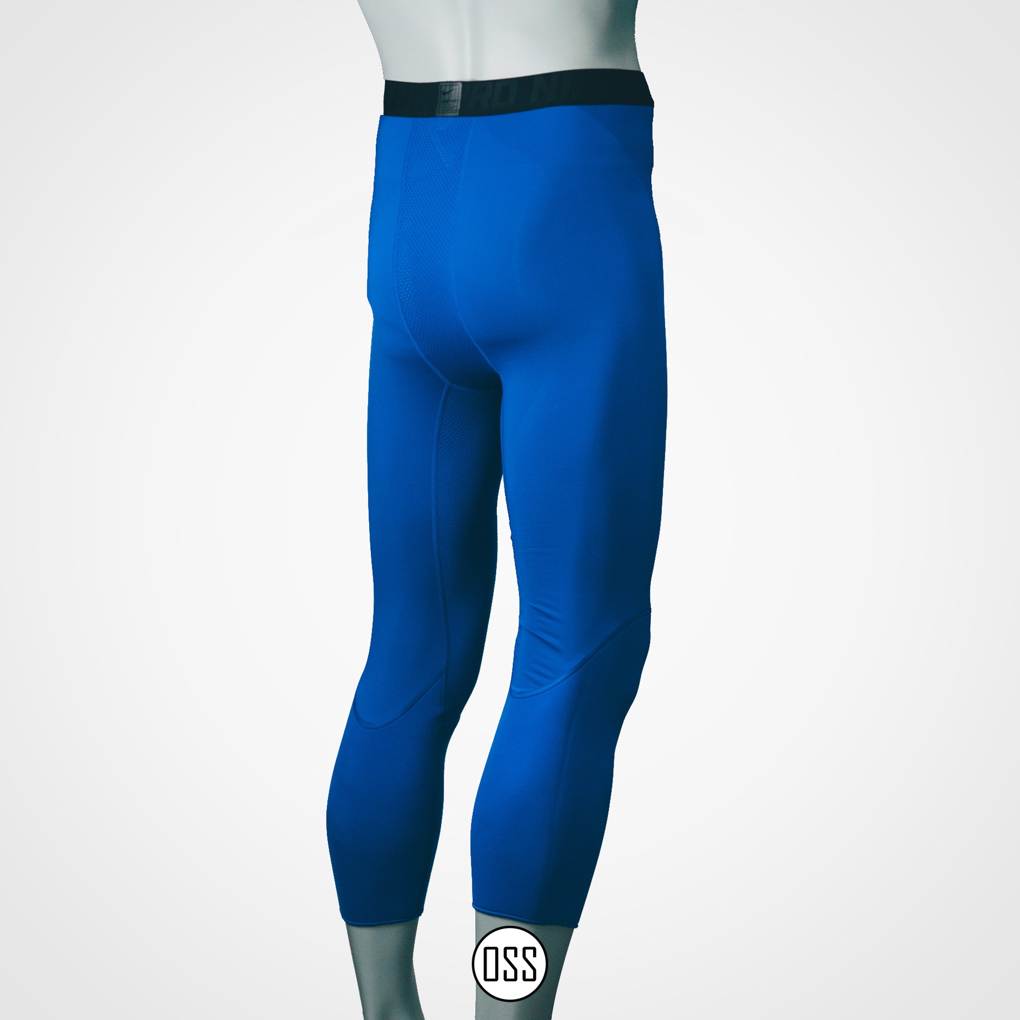 Nike Pro Combat Tight - Royal Blue