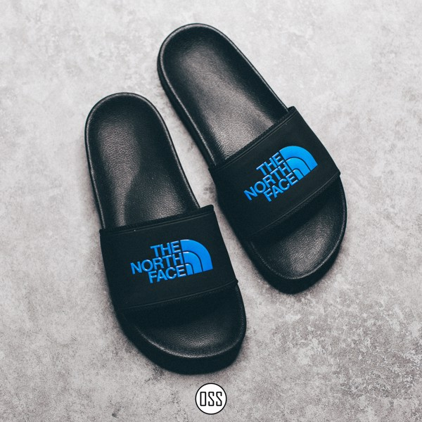 The North Face Base Camp Slides - Black/Blue