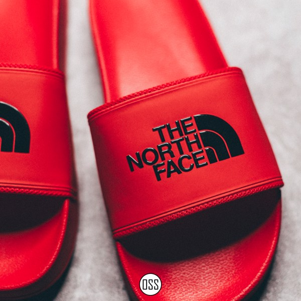 The North Face Base Camp Slides - Red