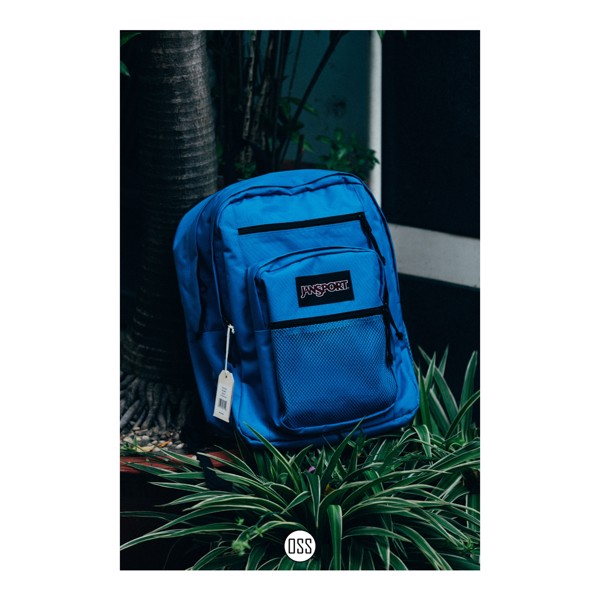 Jansport Big Campus Backpack 'Blue'