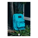 Jansport Superbreak Backpack 'Peacock Blue'