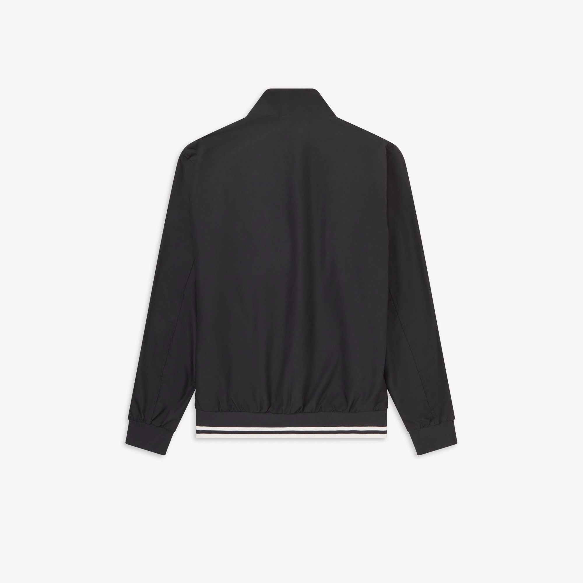Fred Perry Brentham Jacket 'Black'