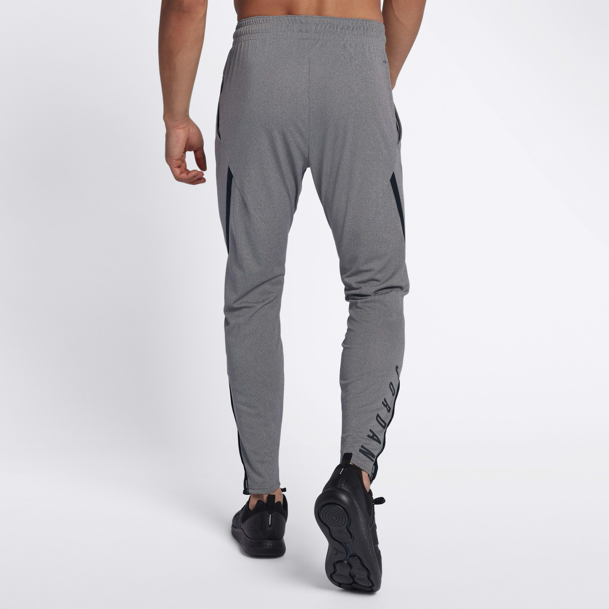 Jordan Dri-FIT 23 Alpha Basketball Pants 'Grey'