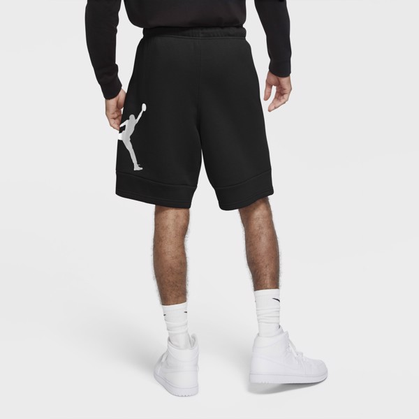 Jordan Jumpman Air Fleece Shorts - Black