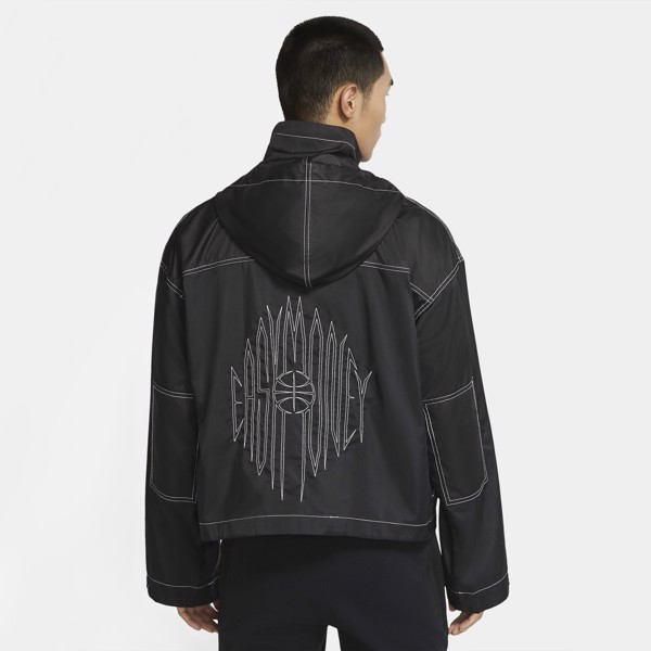 Nike Kevin Durant Basketball Jacket - Black