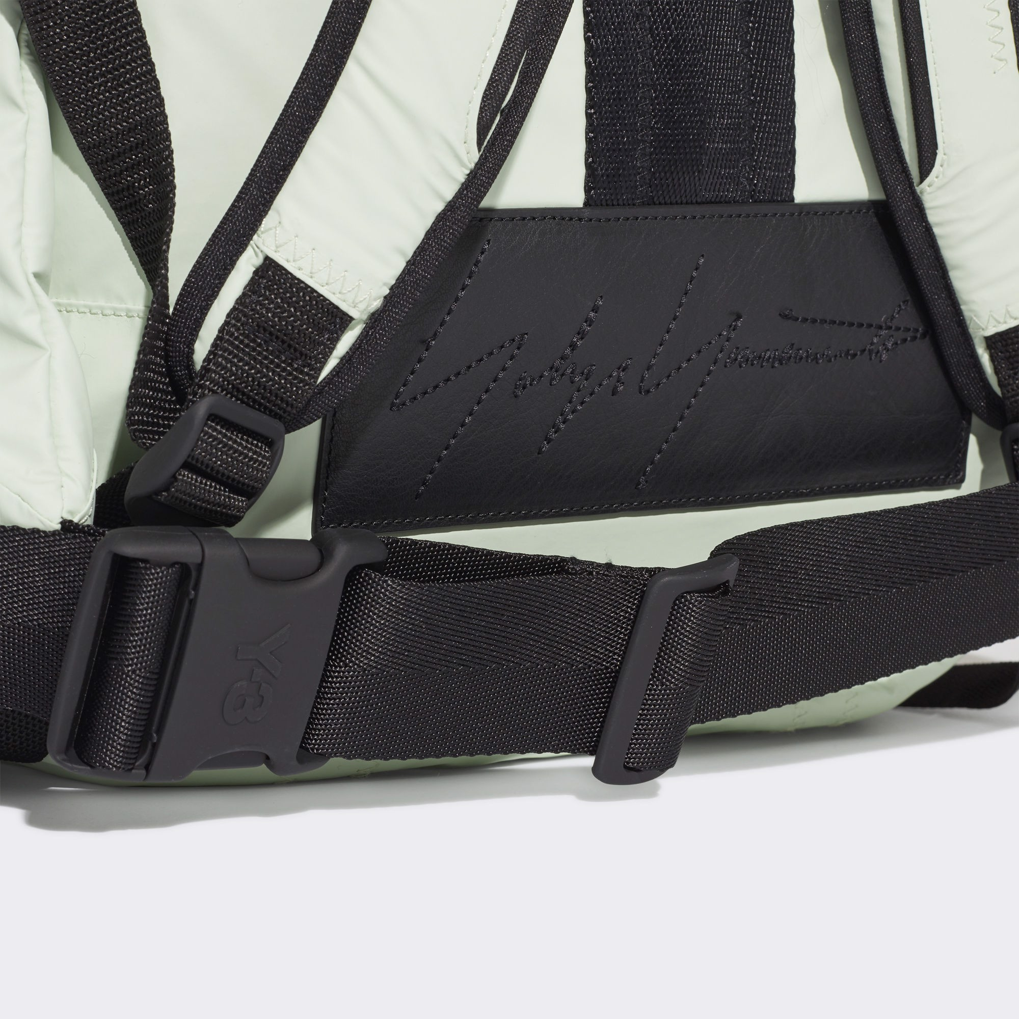adidas Y-3 Bungee Backpack - Salty Green