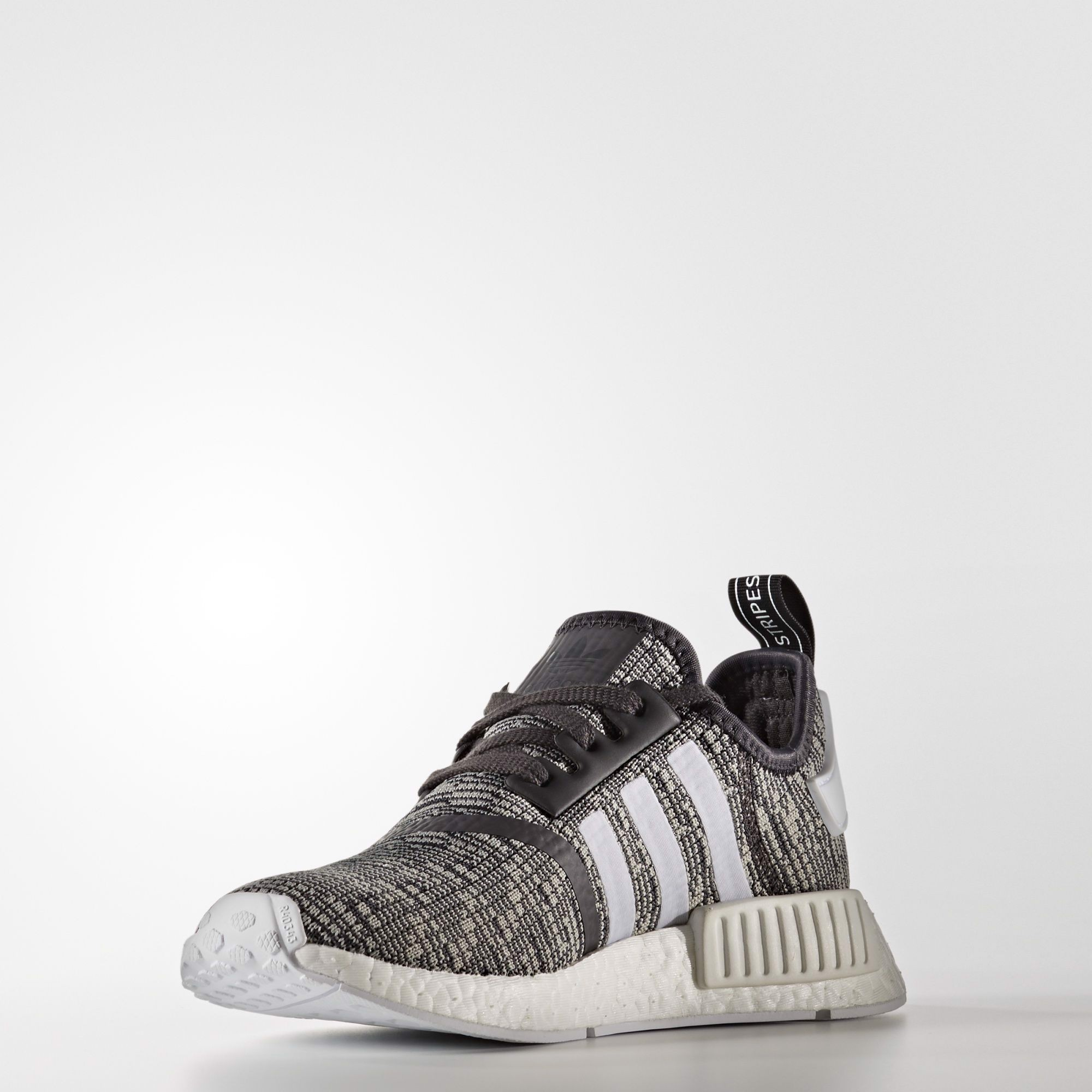adidas NMD Primeknit 'Midnight Grey'