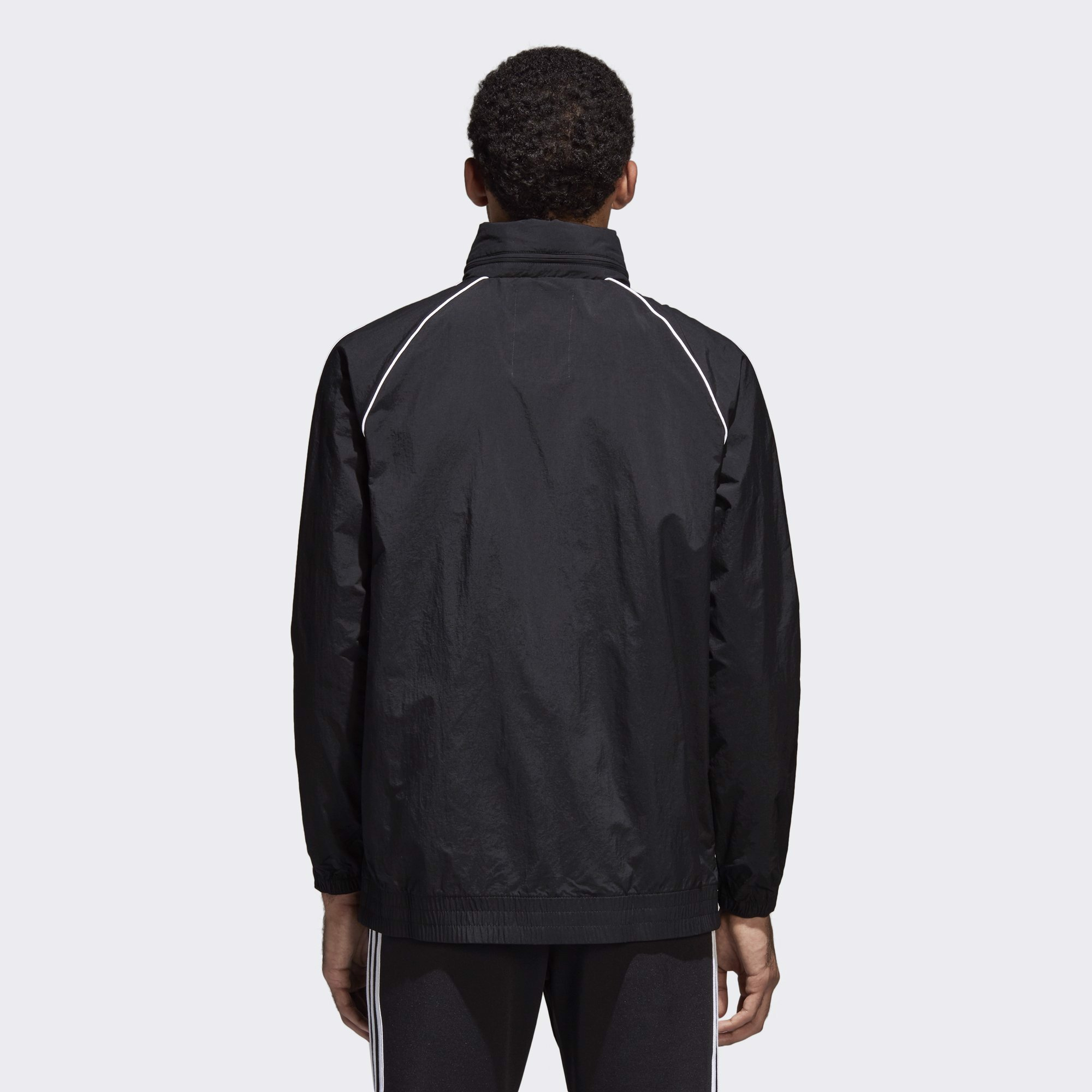 adidas SST Windbreaker - Black