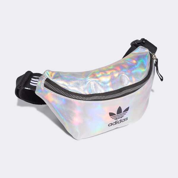 adidas Metallic Waist Bag