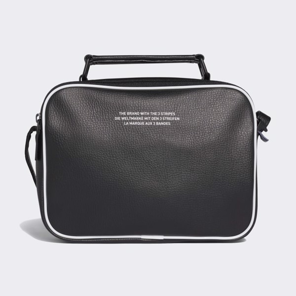 adidas Mini Vintage Airliner Bag 'Black'