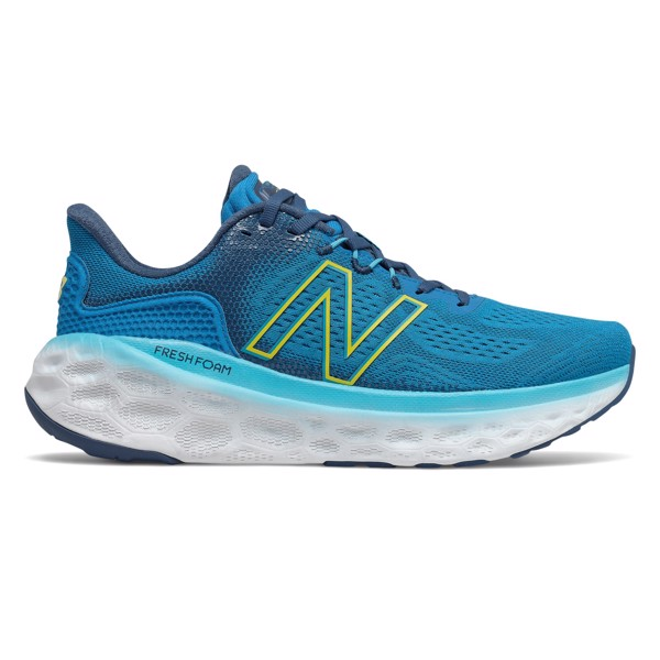 New Balance Fresh Foam More v3 - Blue