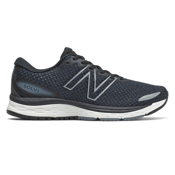 New Balance Solvi v3 - Black/Ocean Grey