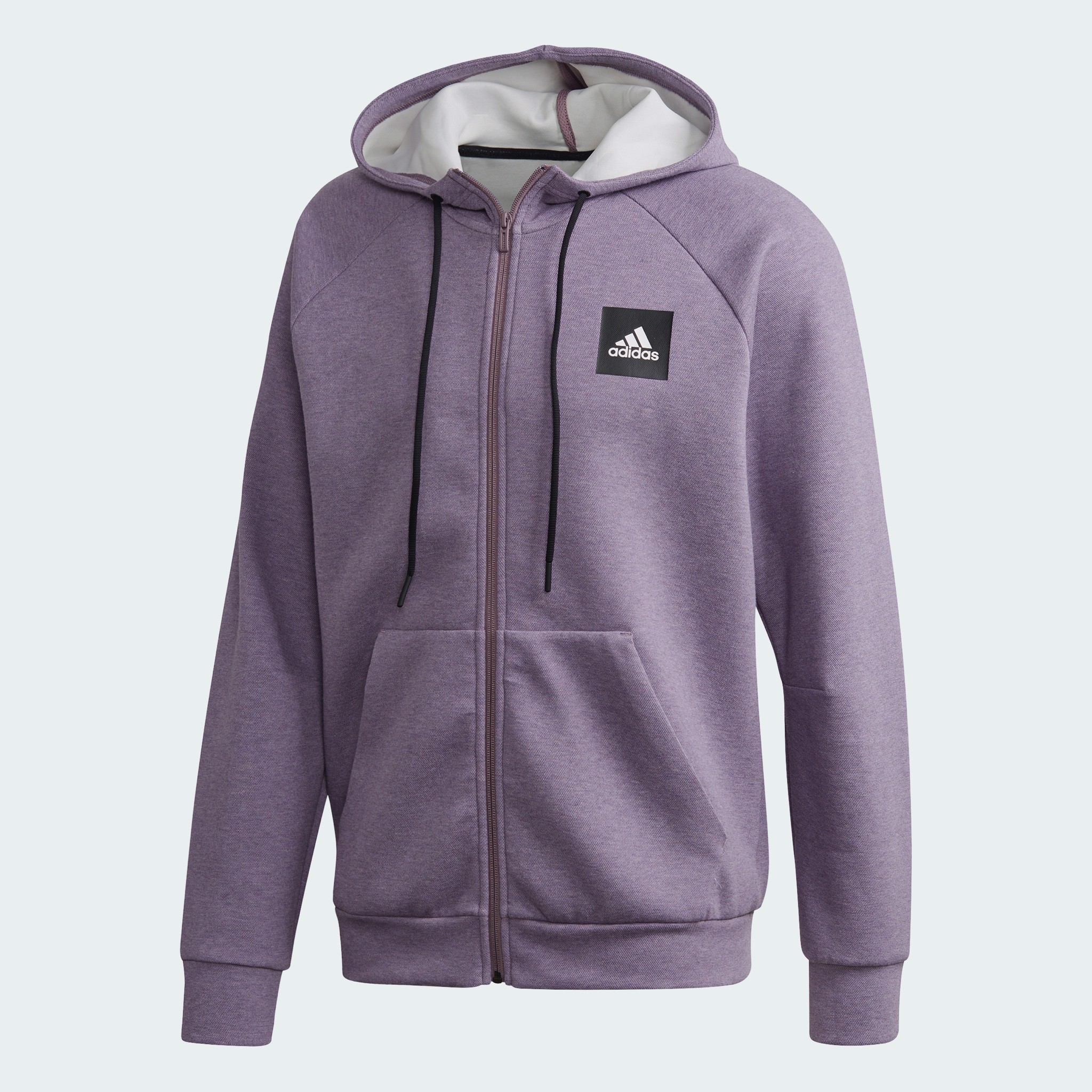 adidas Must Haves Stadium Hoodie 'Purple'