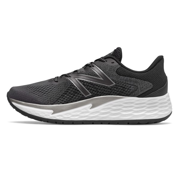 New Balance Fresh Foam Evare - Black/Black/Silver