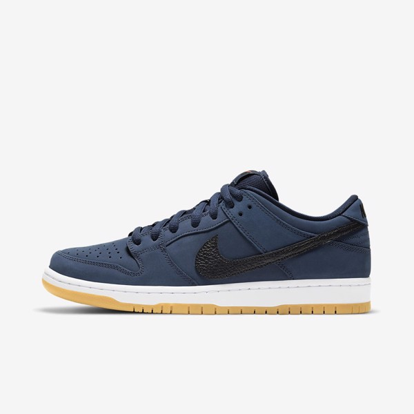 Nike SB Dunk Low Pro ISO - Midnight Navy