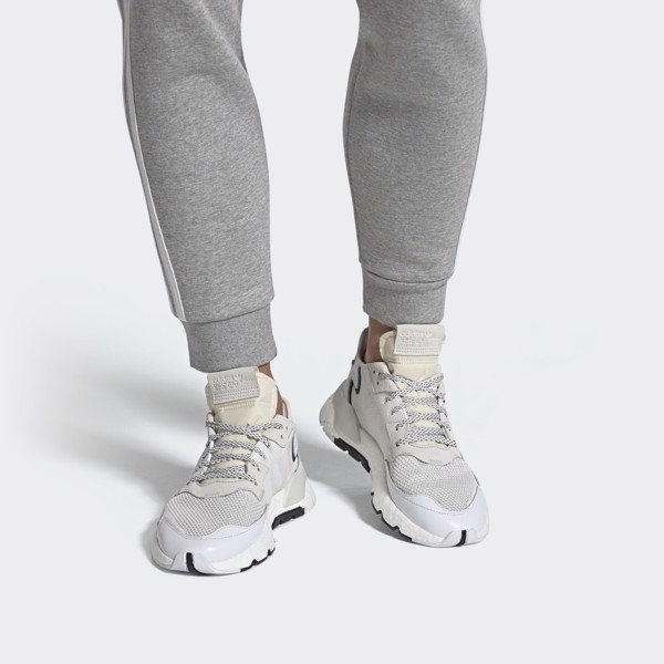 adidas Nite Jogger - Cloud White