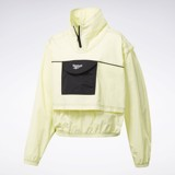 Reebok Classic Cover-Up Jacket - Neon