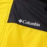 Columbia Pavlof Road Jacket - Yellow