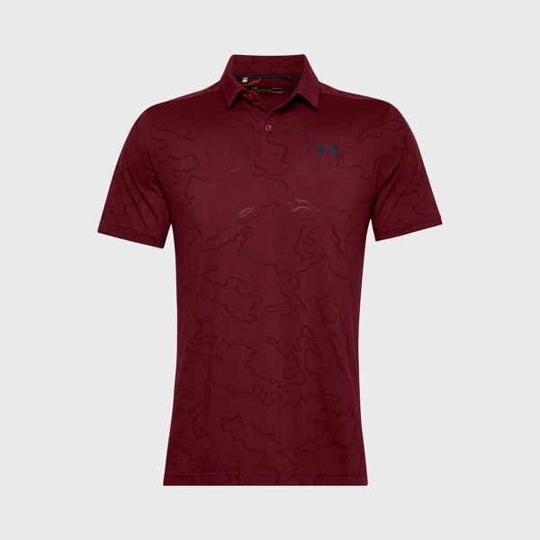 Under Armour Vanish NCG Polo - Burgundy