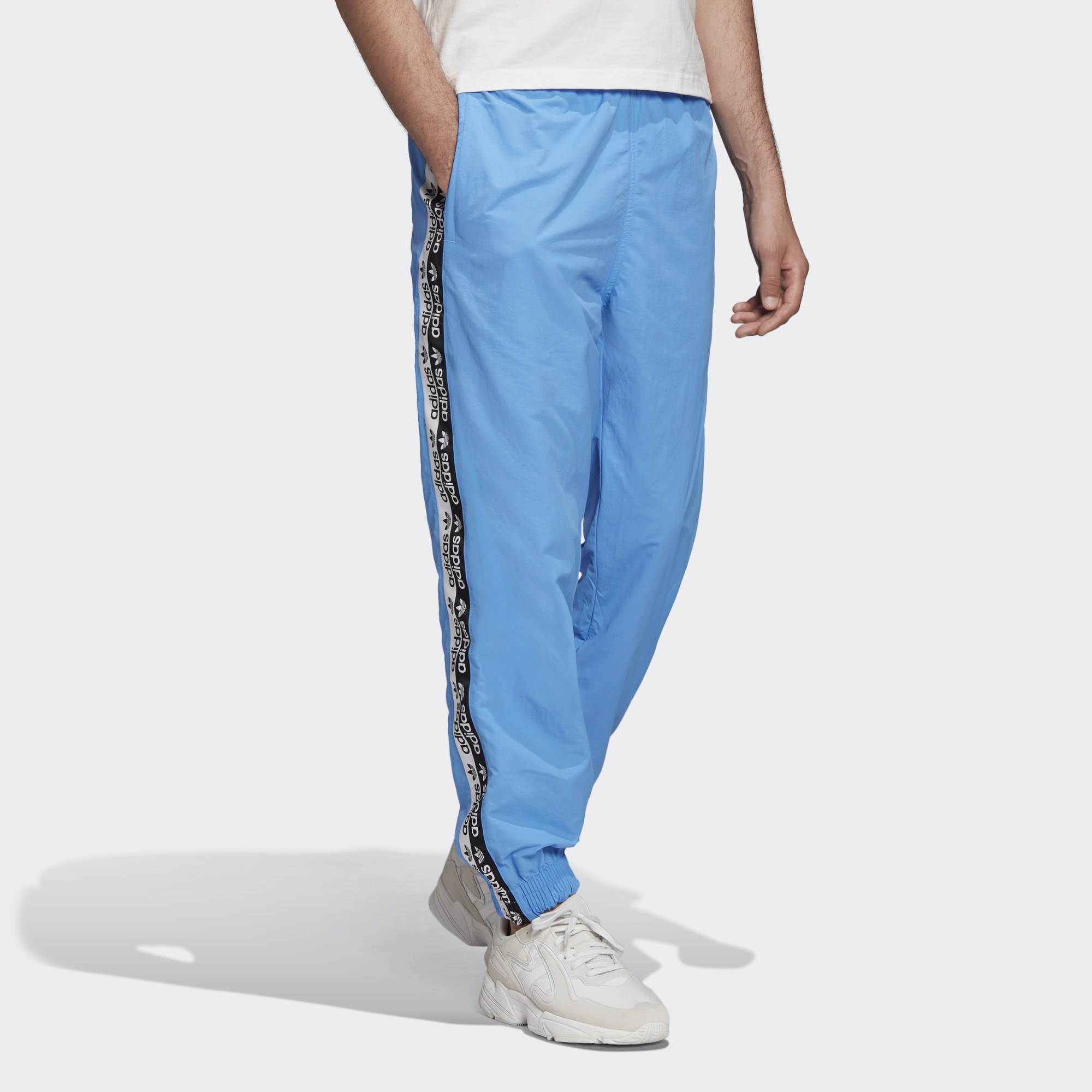 adidas R.Y.V. Wind Pants - Real Blue