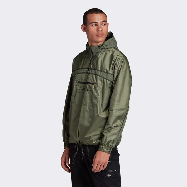 adidas R.Y.V. Windbreaker - Tech Olive