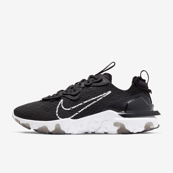 Nike React Vision 'Black/White'