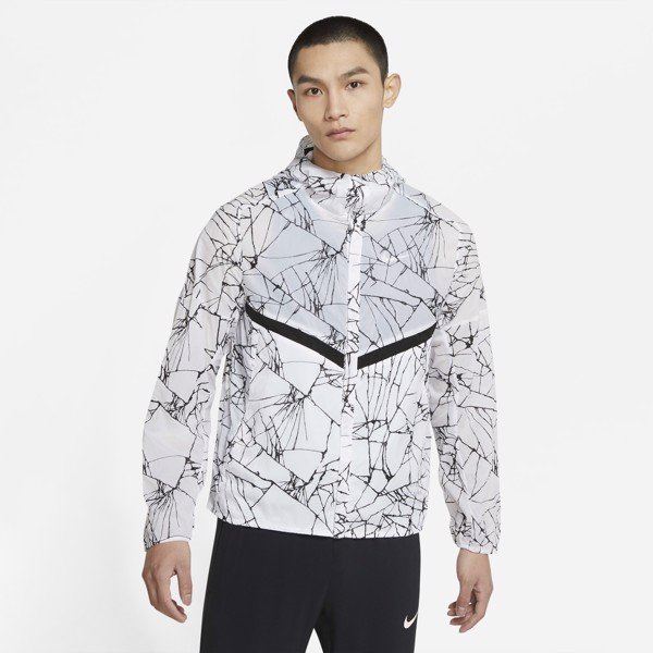 Nike Run Division Pinnacle Running Jacket - White