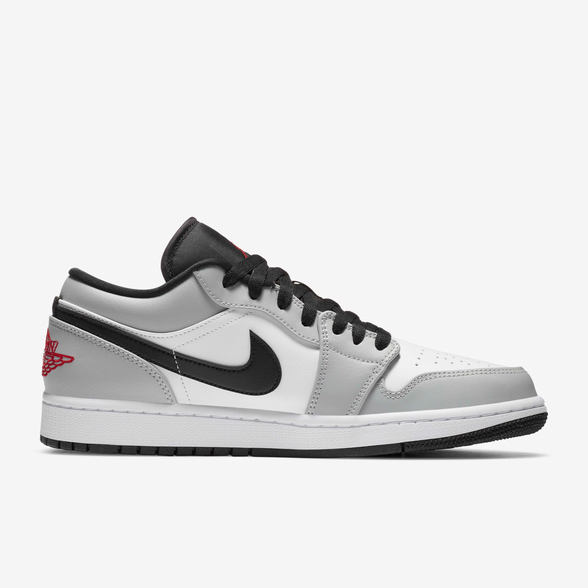 Air Jordan 1 Low - Light Smoke Grey