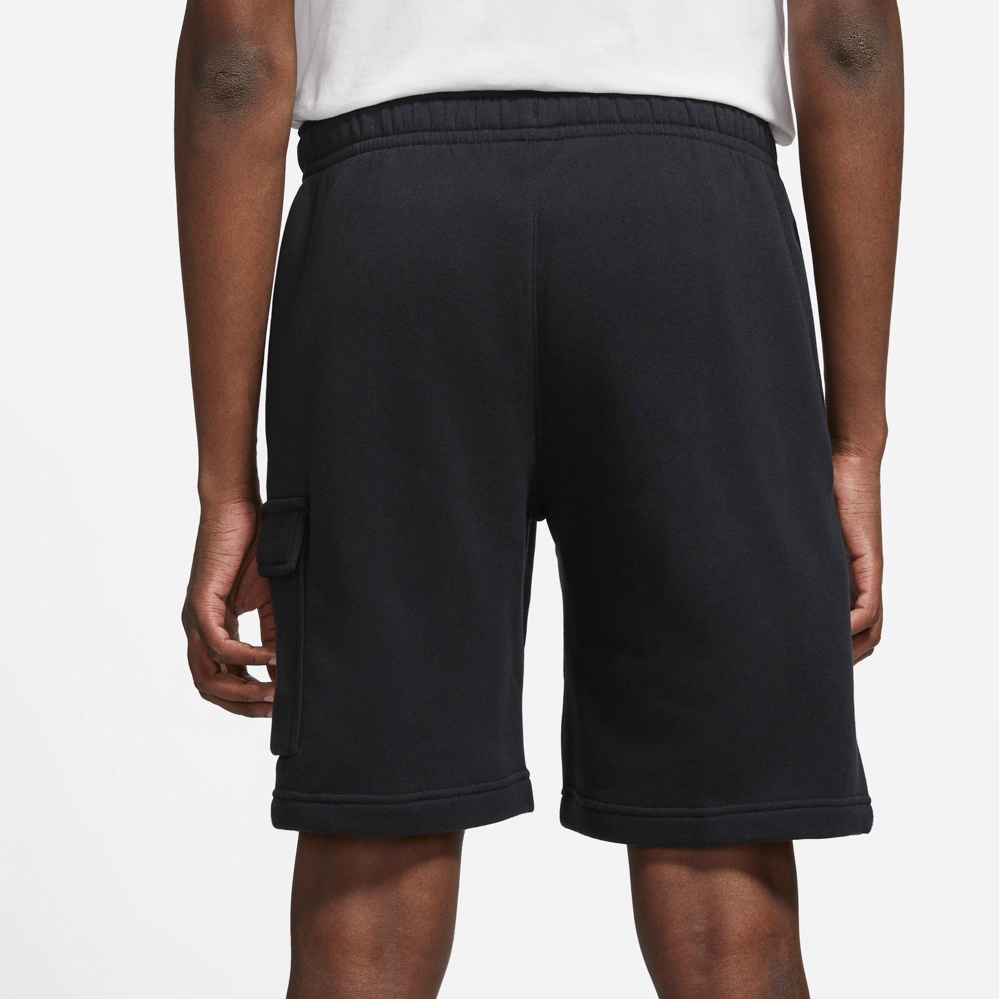 Nike Sportswear Club Cargo Shorts - Black