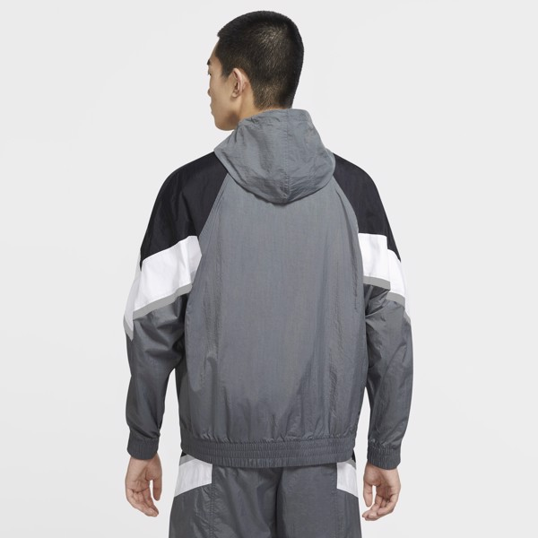 Nike Sportswear Windrunner+ Hooded Jacket - Iron Grey