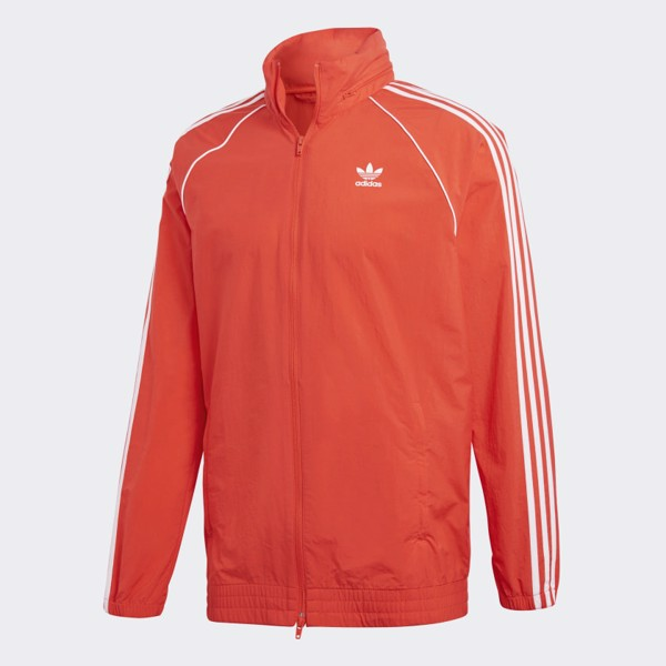 adidas Originals SST Windbreaker 'Red'